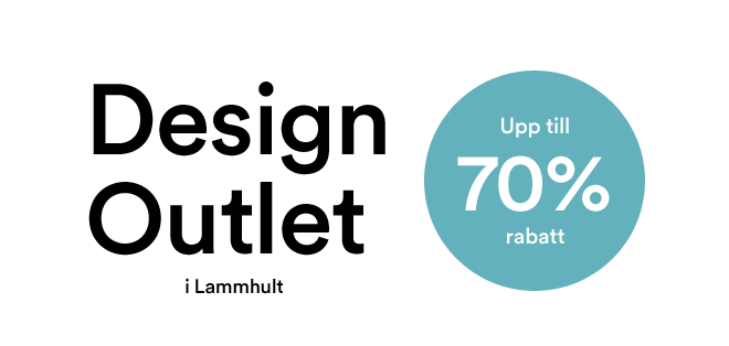 f2a62e3df21 Design Outlet i Lammhult – Svenssons i Lammhult