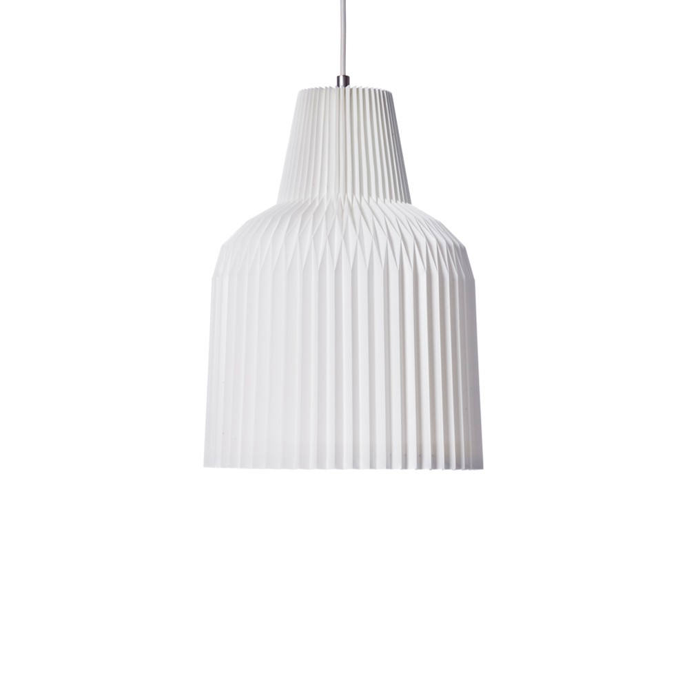 Bild av 145 La Cloche medium pendel - vit