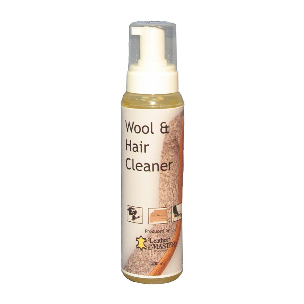 Wool hair cleaner 1 – rengörings- och konditioneringsmedel