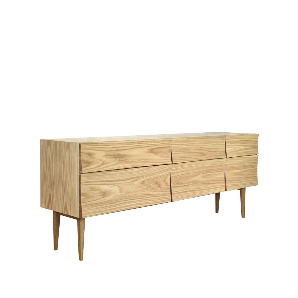 reflect sideboard ek 180 cm sk nkar sideboard svenssons i lammhult. Black Bedroom Furniture Sets. Home Design Ideas