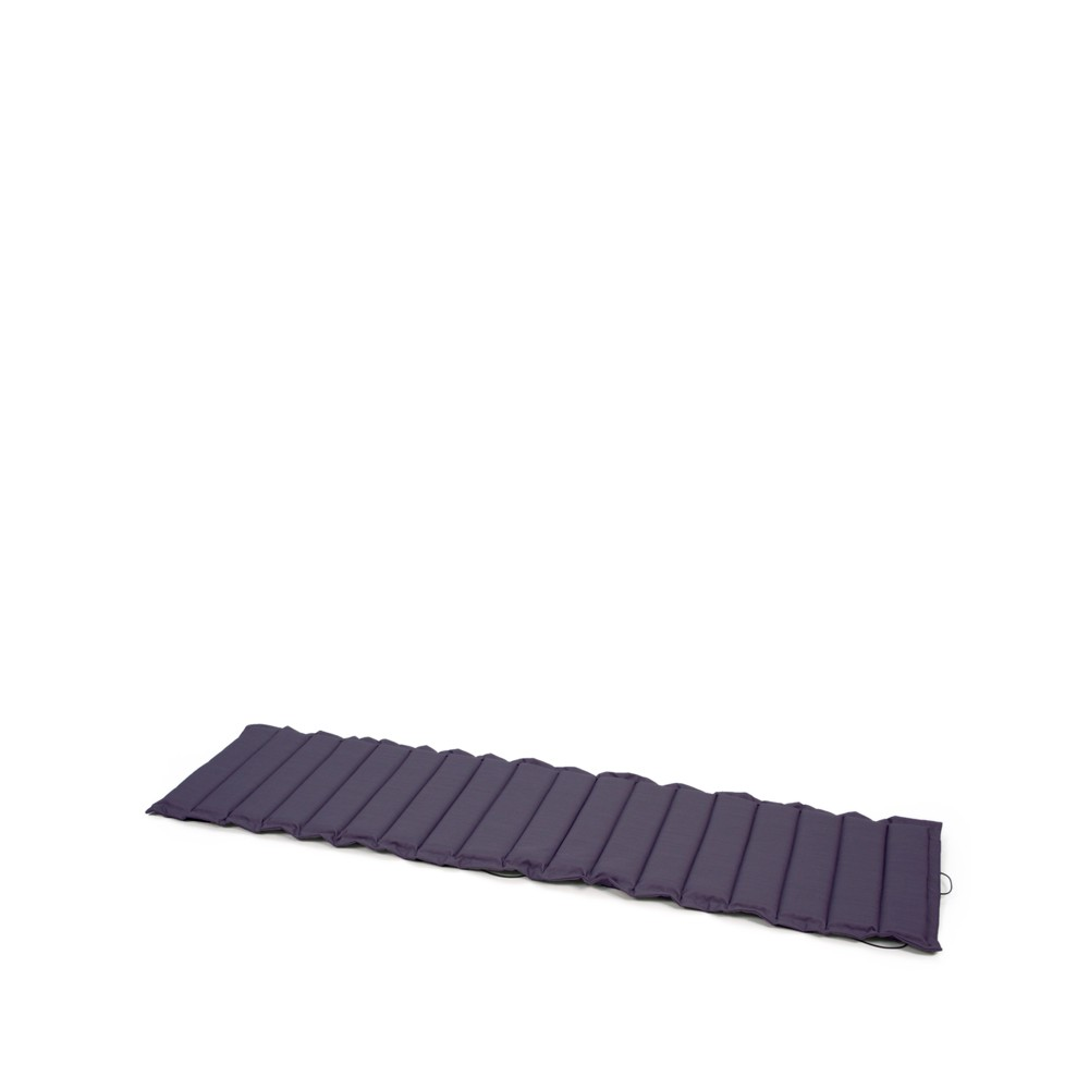 Bistro chaise lounge dyna – plum