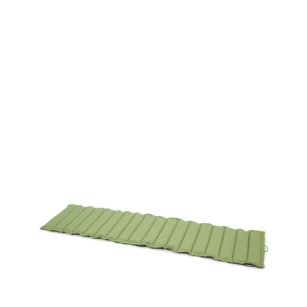 Bistro chaise lounge dyna – dill green