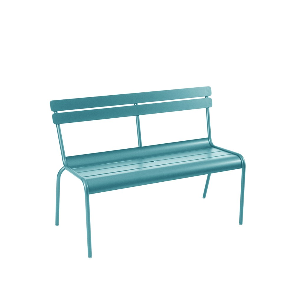 Luxembourg soffa – turquoise blue