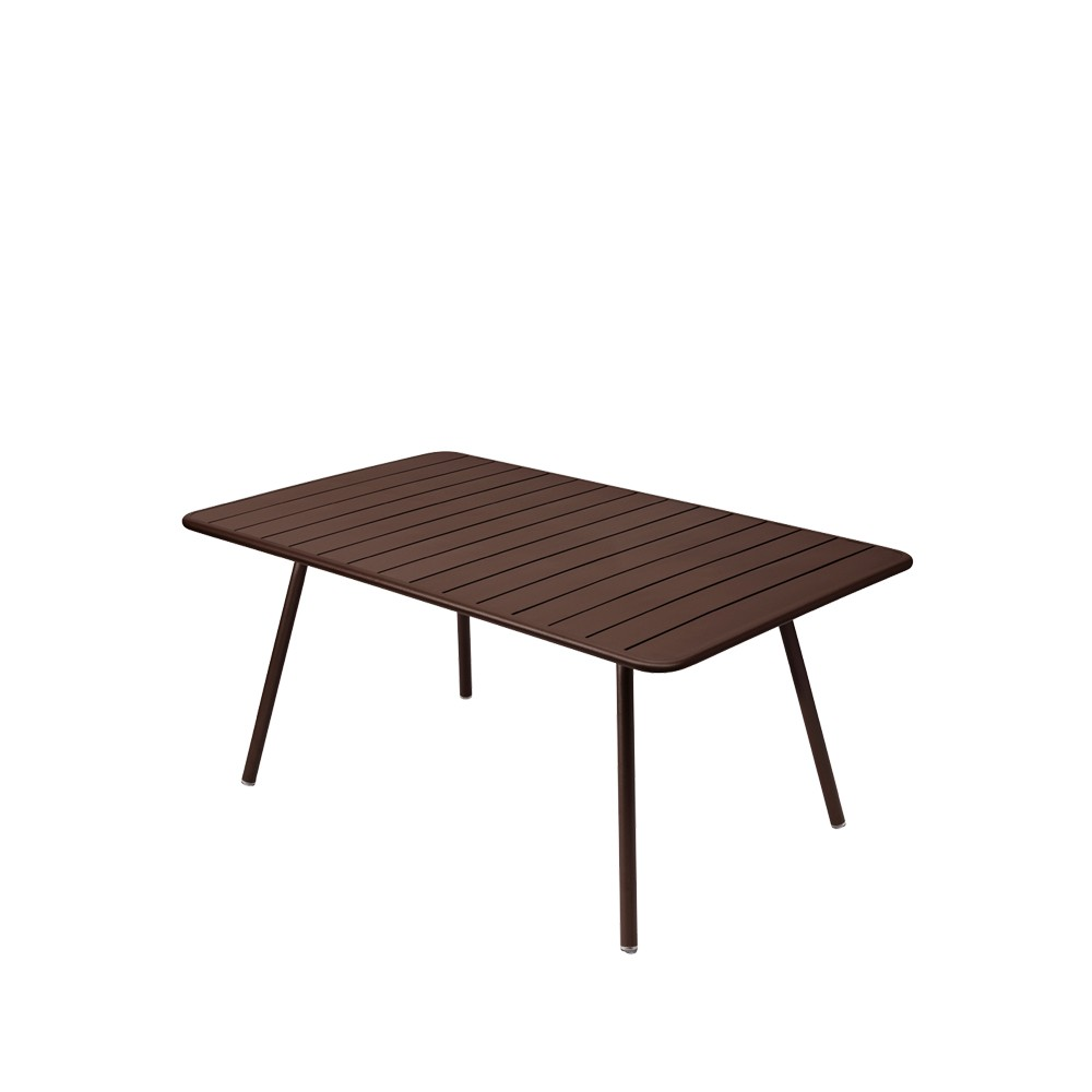 Luxembourg bord 164 cm – russet