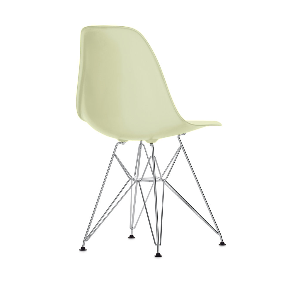 eames plastic side chair dsr stol white 41 cm stolar svenssons i lammhult. Black Bedroom Furniture Sets. Home Design Ideas