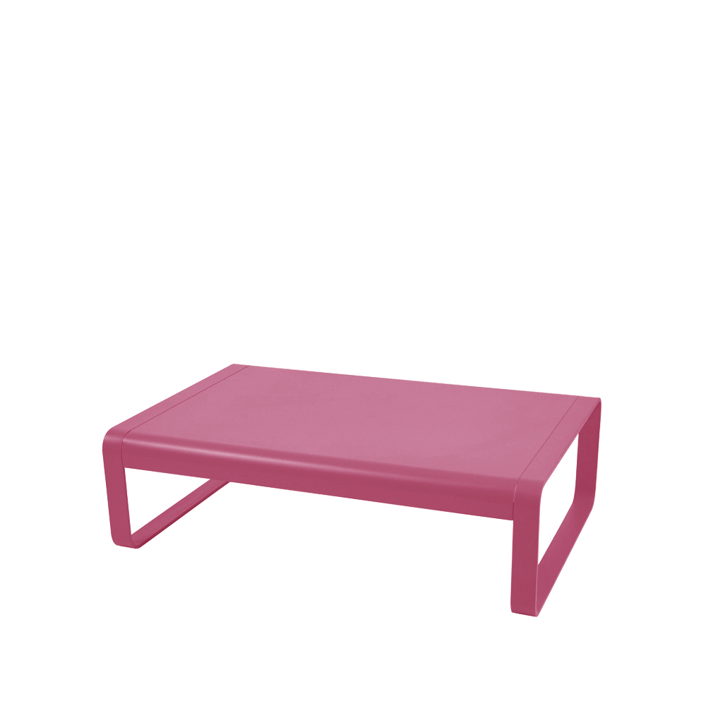 Bellevie soffbord – fuchsia