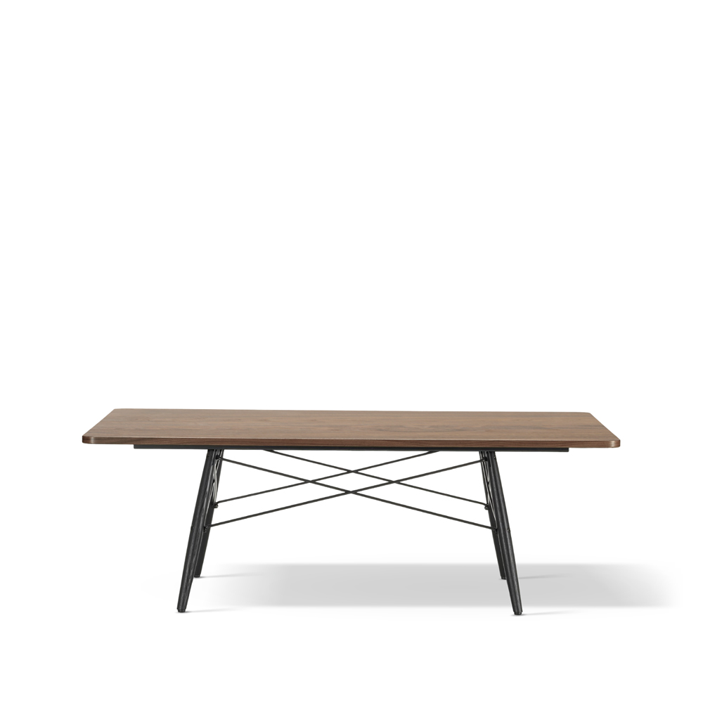 Eames Coffee Table soffbord – 114 cm amerikansk valnöt
