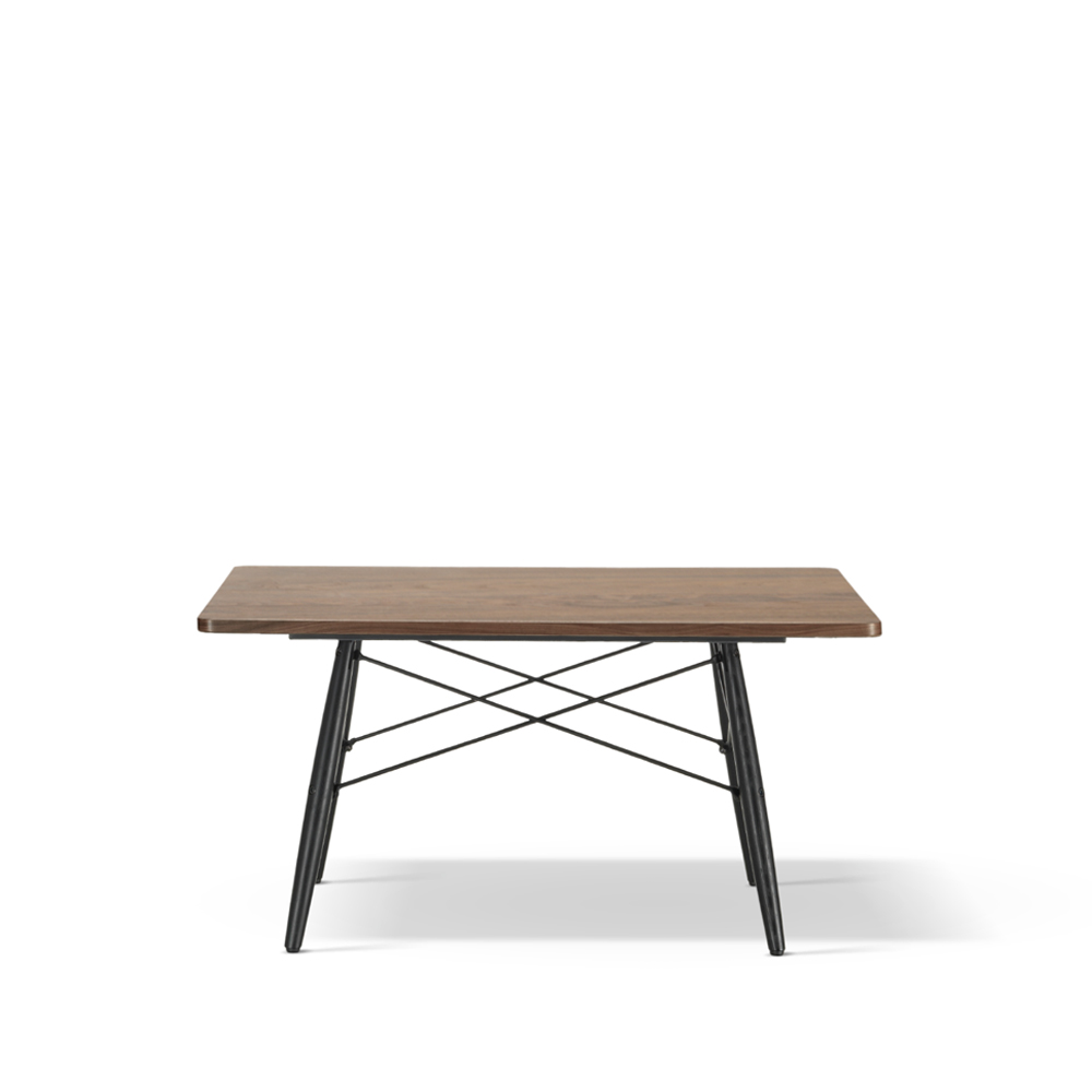 Eames Coffee Table soffbord – 76 cm amerikansk valnöt
