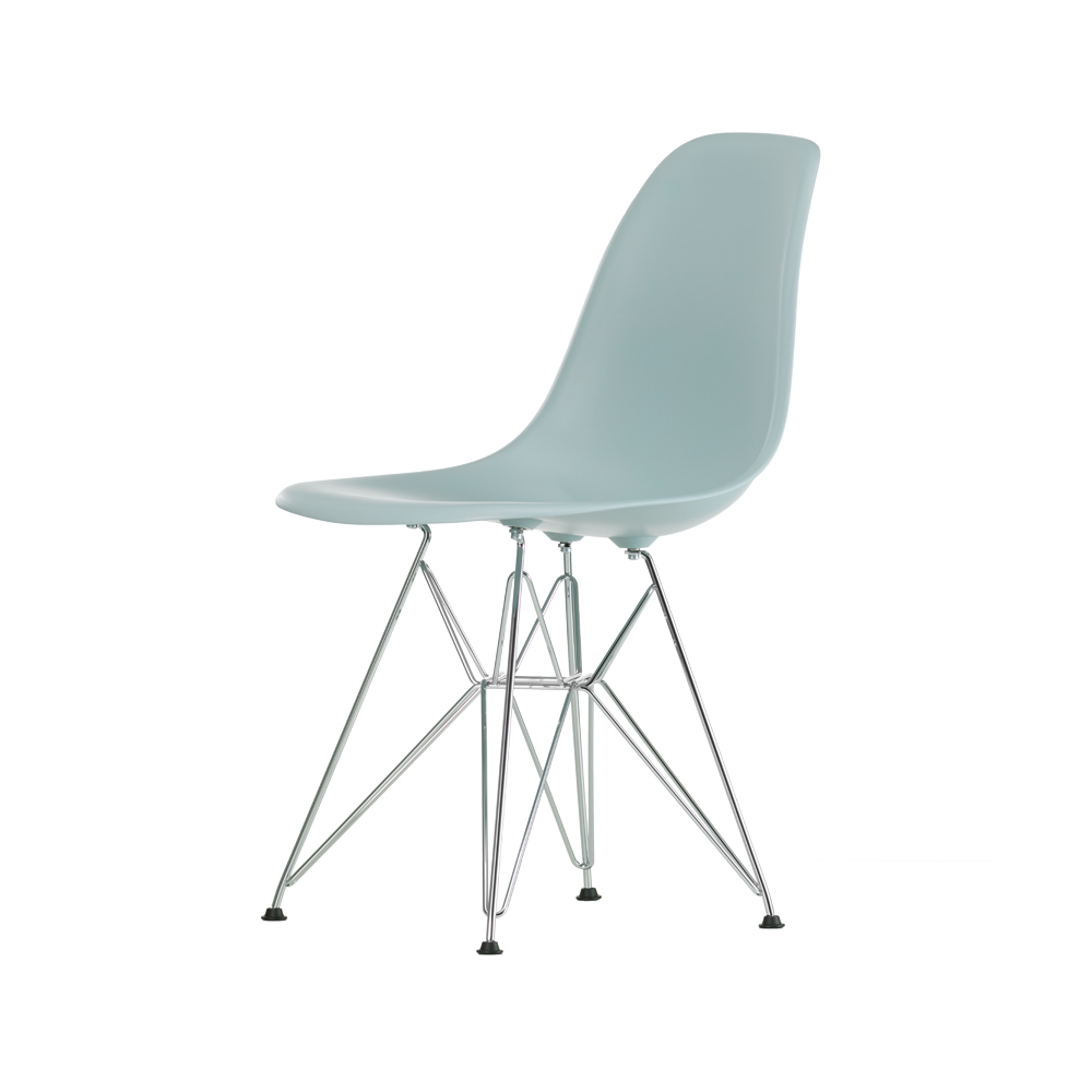 Eames Plastic Side Chair Dsr Stol Ice Grey Stolar U2013 Svenssons I Lammhult