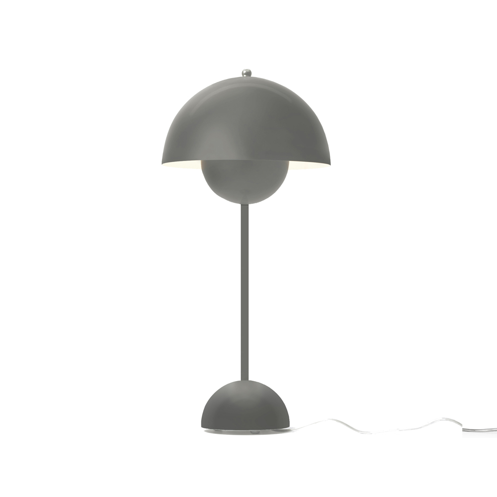Bild av Flowerpot VP3 bordslampa - dark grey matt