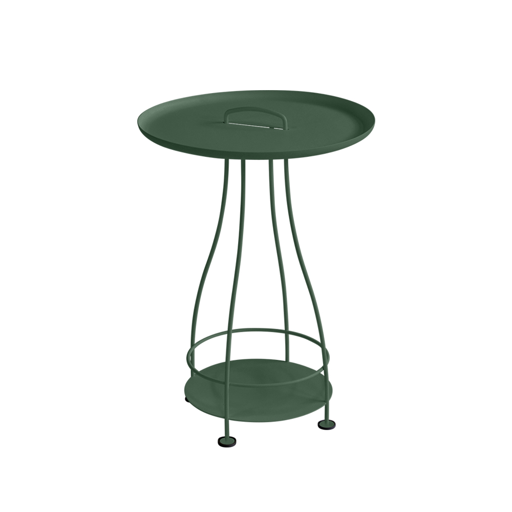 Bild av Happy Hours bord - cedar green