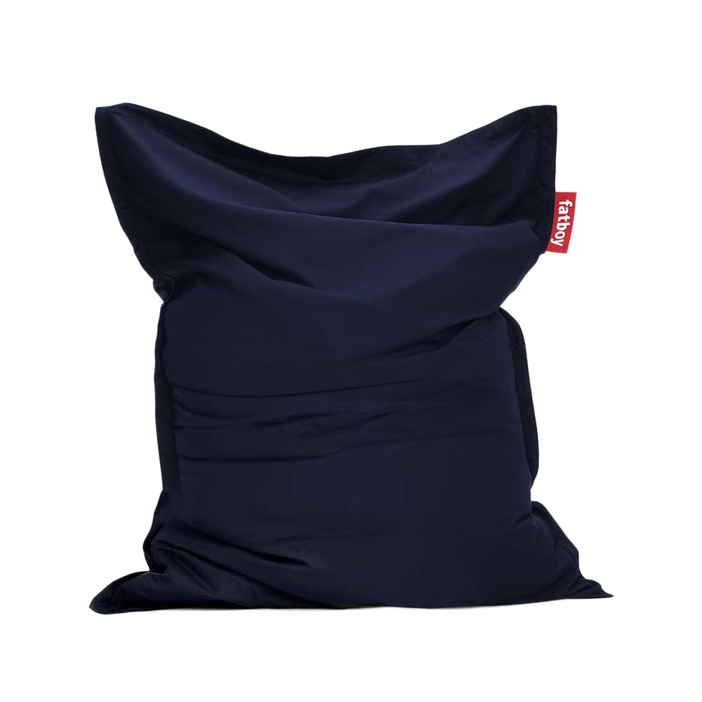 Fatboy original outdoor sittsäck – navy blue