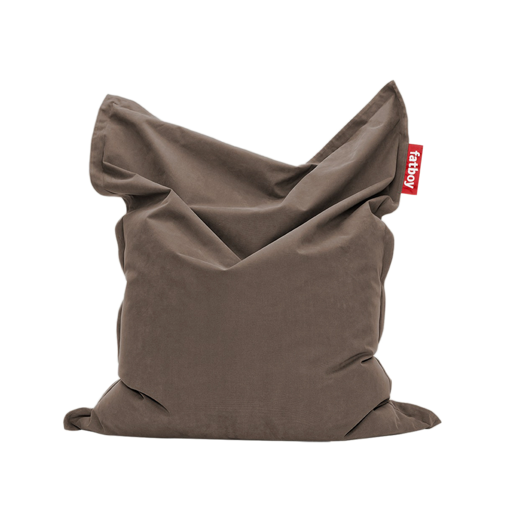 Fatboy Original Stonewashed sittsäck – brown