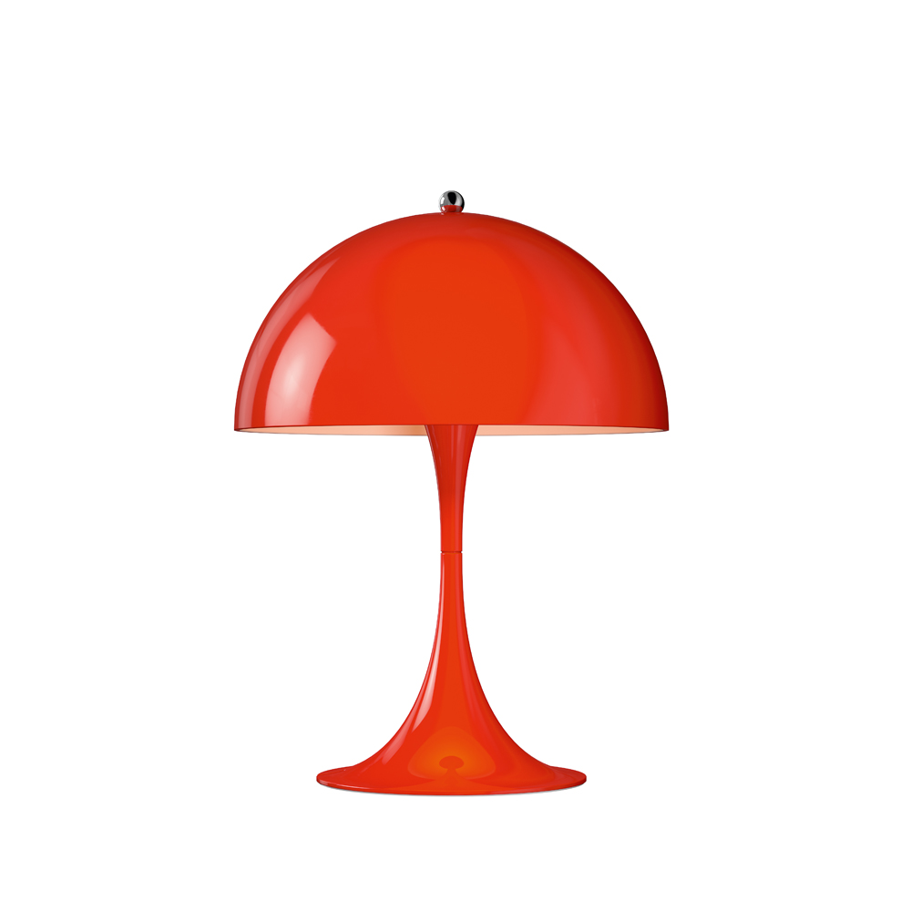 Bild av Panthella MINI bordslampa - red
