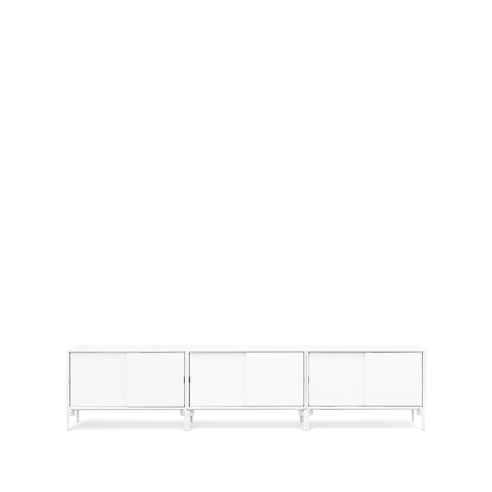 Store sideboard – new white